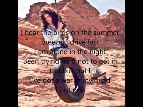 Lana Del Rey - Ride  (Lyrics)