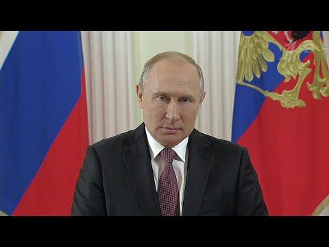 Владимир Путин поздравил с профессиональным праздником сотрудников следственных органов.