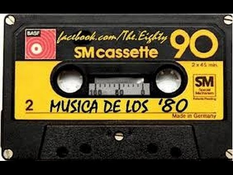 Musica De Los 80s Para Ochenteros Titulos Canciones