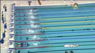1st Gold 2008 Beijing Olympics Swimming Men