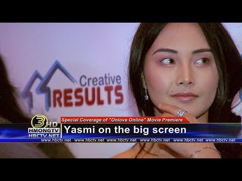 """3 HMONG NEWS:""""Onlove Online"""" movie premiere at the New Vision Oakdale 20"""