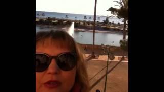 Пальма де Майорка. Ноябрь 2015.(Прогулка возле кафедрального собора. Испания. Пальма де Майорка. Ноябрь 2015 г., 2015-12-20T13:28:52.000Z)