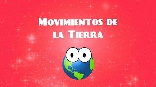 Movimientos de rotación y traslación de la Tierra