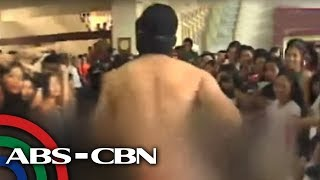 A more meaningful Oblation Run for 2009
