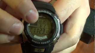 Обзор часов Casio G-Shock G7700-1 Trainer(Небольшой обзор часиков Casio G-Shock G7700-1 Trainer Комрад, не жми, лаааайкни ^____^ Характеристики: Подсветка - да Память..., 2013-04-04T17:42:34.000Z)