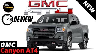 2021 GMC Canyon AT4 | Off-Road - Test Drive & Review (4K)