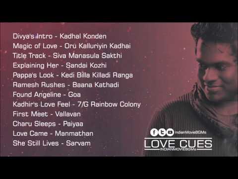 Love Cues   Yuvan Shankar Raja   Jukebox   IndianMovieBGMs