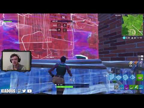 Fortnite Building Key Bind Tips With TM Pro 'Xiadous'.