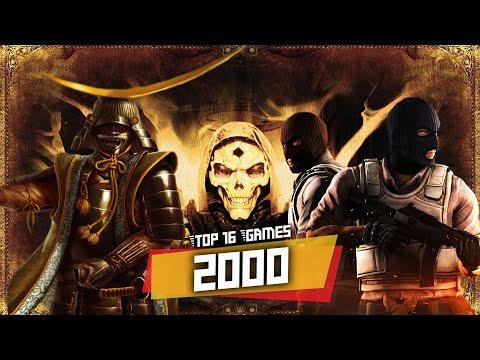 ТОП 16 Лучших Игр 2000 года