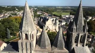 Loches, ville au coeur du Val de Loire