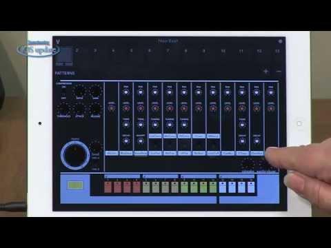 """BOOM! 808"" Drum Machine App Demo - Sweetwater's IOS Update Vol. 68"