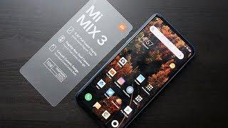 Обзор Xiaomi Mi Mix 3 и сравнение с Xiaomi Mi Mix 2S