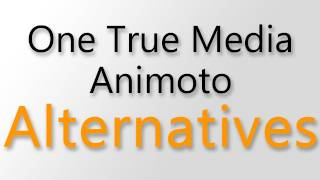 Free Animoto and One True Media Alternative: Ezvid