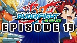 [Episode 19] Future Card Buddyfight Hundred Animation