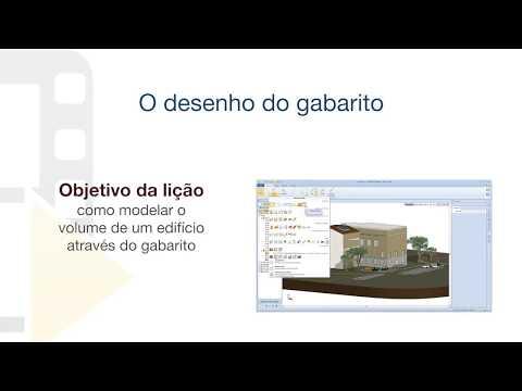 Vídeo Tutorial de Edificius - O desenho do gabarito - ACCA software thumbnail