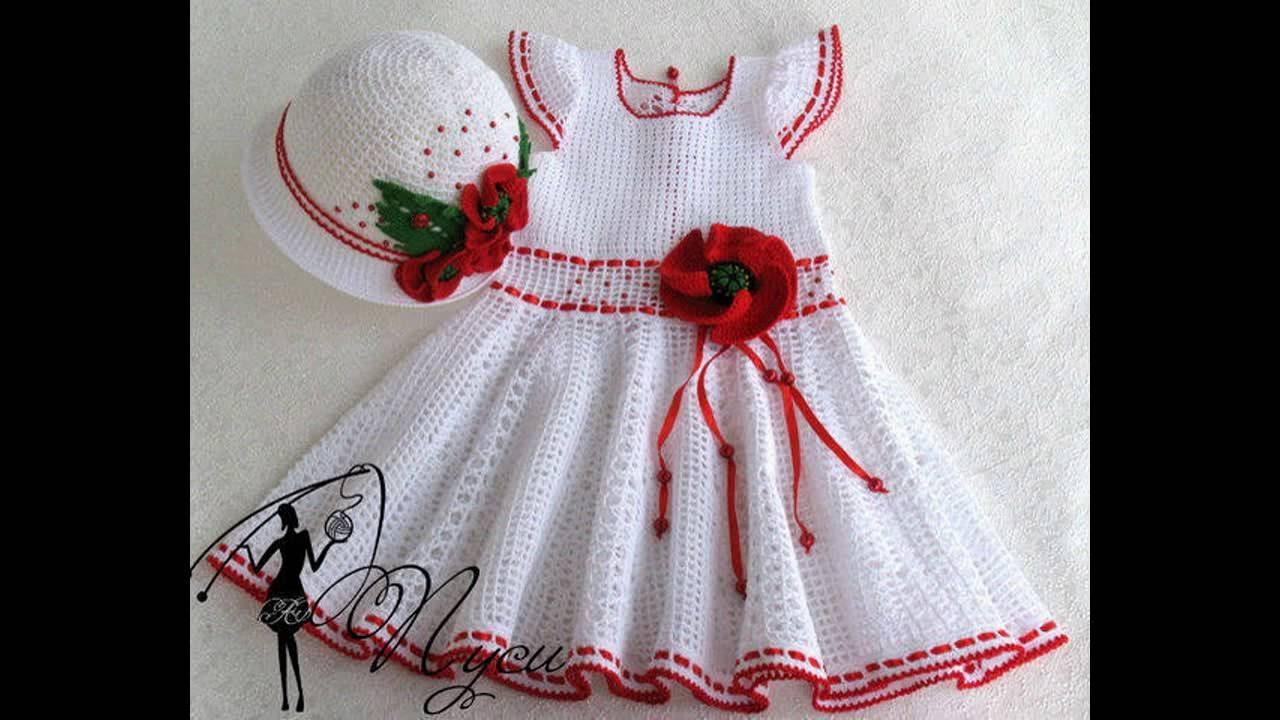 Top 10 Beautiful Woolen Dress For Baby Girl Youtube