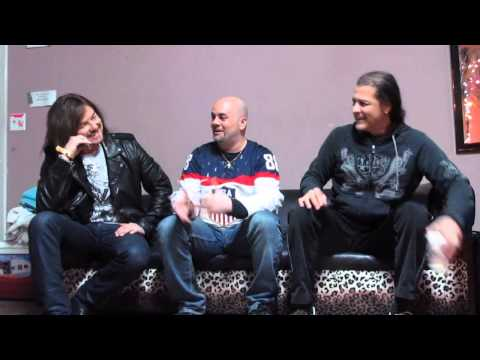 Dio Disciples: Oni Logan interview with 'special guest' Mark Boals (Feb. 13, 2014: San Antonio, Tx.)