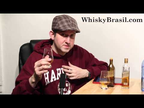 Whisky Brasil 14: Duelo - GOLD LABEL 18 anos vs GOLD LABEL Reserve da Johnnie Walker