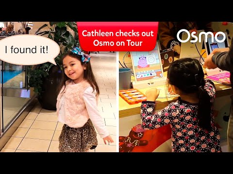 Cathleen Toy Reviews checks out Osmo on Tour