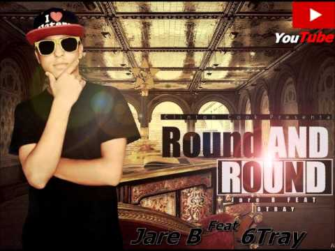 6Tray -Round And Round Feat Clinton Cook Remix  Audio 2015