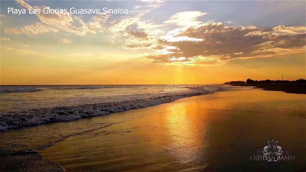 Playa Las Glorias.Guasave.Sinaloa - YouTube