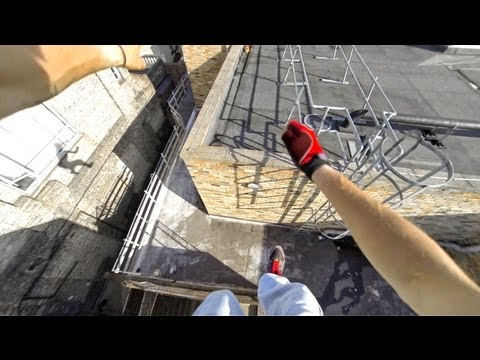 Mirror's Edge Parkour POV
