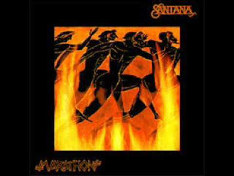 SANTANA -  All I Ever Wanted