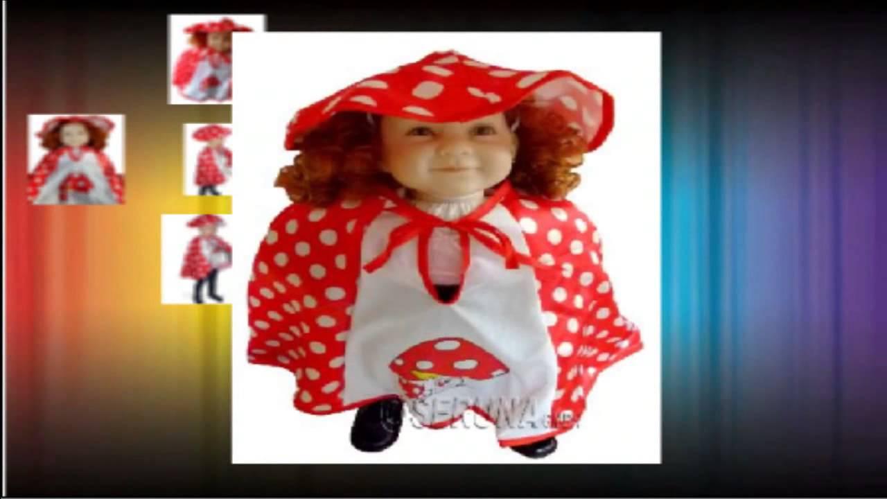An61 Fliegenpilz Kostüm Karneval Fliegenpilzkostüm Pilz