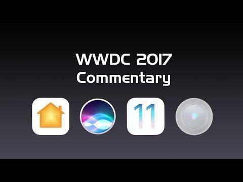 iOS 11 HomeKit, Siri, HomePod - WWDC 2017 Analysis