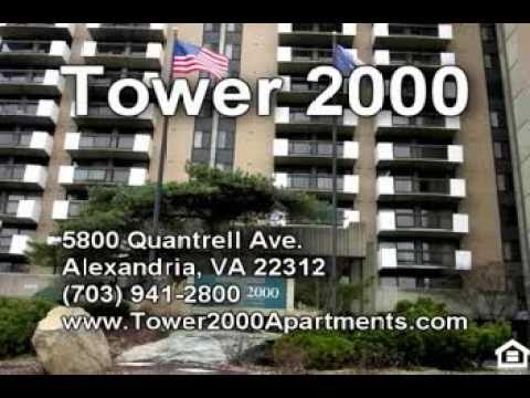 Tower 2000 Apartments - Alexandria, VA For Rent