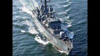 Загін кораблів Балтійського флоту зайшов у Середземне море