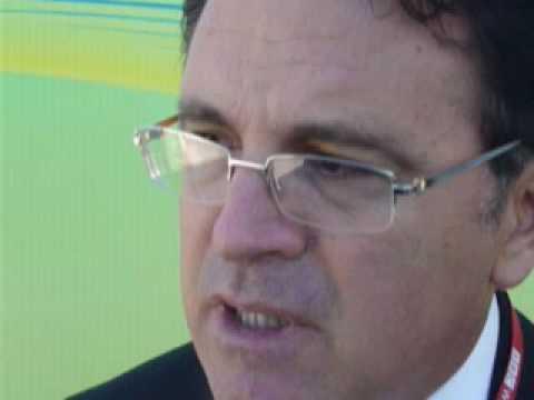 Foreign Secretary for Santa Catarina @ WTTC 2009