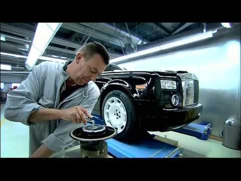 RollsRoyce Phantom Building One From Begining To End Commercial Carjam TV HD Car TV  2013