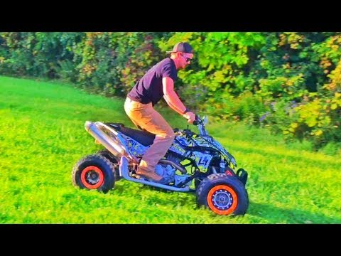 Bringing The KTM QUAD BACK!