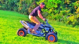 bringing the ktm quad back