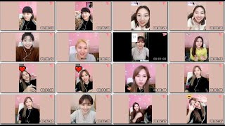 Download 201115 TWICE 'I Can't Stop Me' Video Call Event