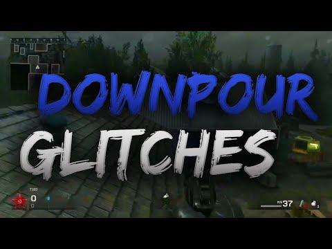 Downpour Glitches And Glitch Spots - MWR Slasher Modern Warfare Remastered