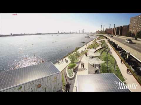 Bjarke Ingels: Can the Dryline Save New York?