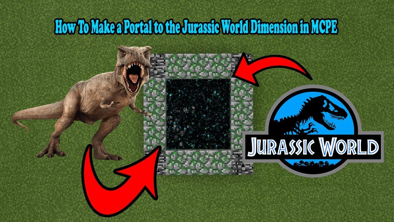 how to make the biggest portal in minecraft