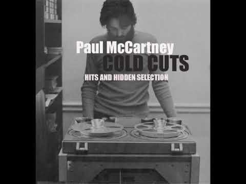 Paul McCartney COLD CUTS : Hits and Hidden ( Full Album )