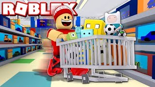 BUILDING AN AMAZING TOY STORE chez ROBLOX - Toys R Us Tycoon 🎮