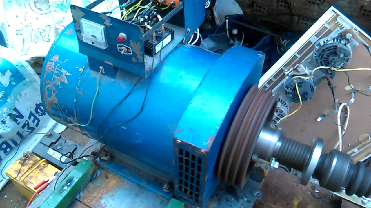 How Work The Spring Mechanism Dual Flywheel In The