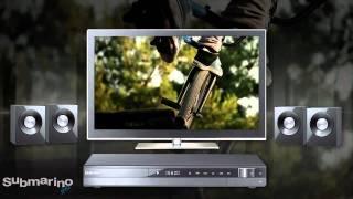 Submarino.com.br | Home Theater HT-C330/XAZ c/ USB, MP3, 5.1 canais - Samsung