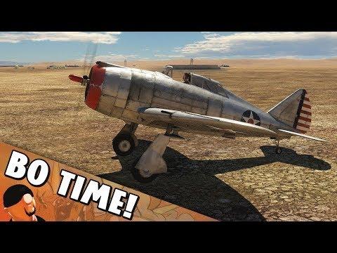 """War Thunder - P-43A-1 """"Be Paranoid"""""""