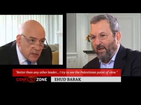 Barak: 'I'm not happy with any human life lost' | DW English