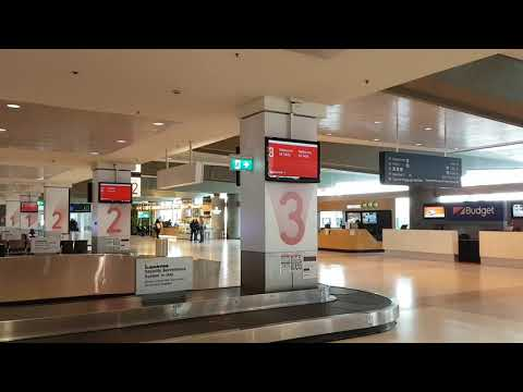 Sydney Airport To City | Airport Link Train