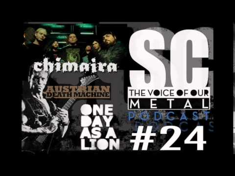 SC24 – Chimaira. One Day As A Lion. Austrian Death Machine. And More.