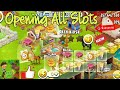Hay Day Bath Kiosk Fully Upgraded   How to Open All Slots of Hay Day Machine   Hay Day Spring Update