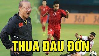 🔴HLV Park Hang Seo Không Giữ Nổi Bình Tĩnh Khi U23 Việt Nam Thua Đau U23 Bahrain