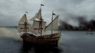 Черные паруса (Black sails) - лучшие кадры